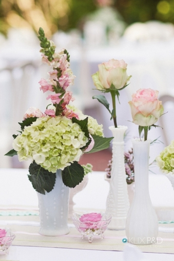 Collection of vintage vases +