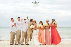 Floridian Weddings ♥ http://floridiansocial.com/southernmost-beach-wedding-kendra-tom-in-key-west/
